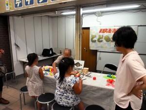 子ども土曜塾20170819-1