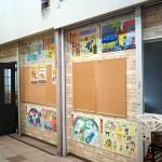 小学生 絵展示2019-1