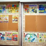 小学生 絵展示2019-2